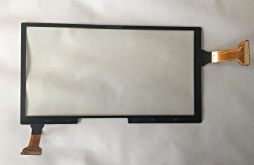 Alpine ILX-700 ILX700 ILX 700 Touch Screen Panel Glass Spare Part Genuine